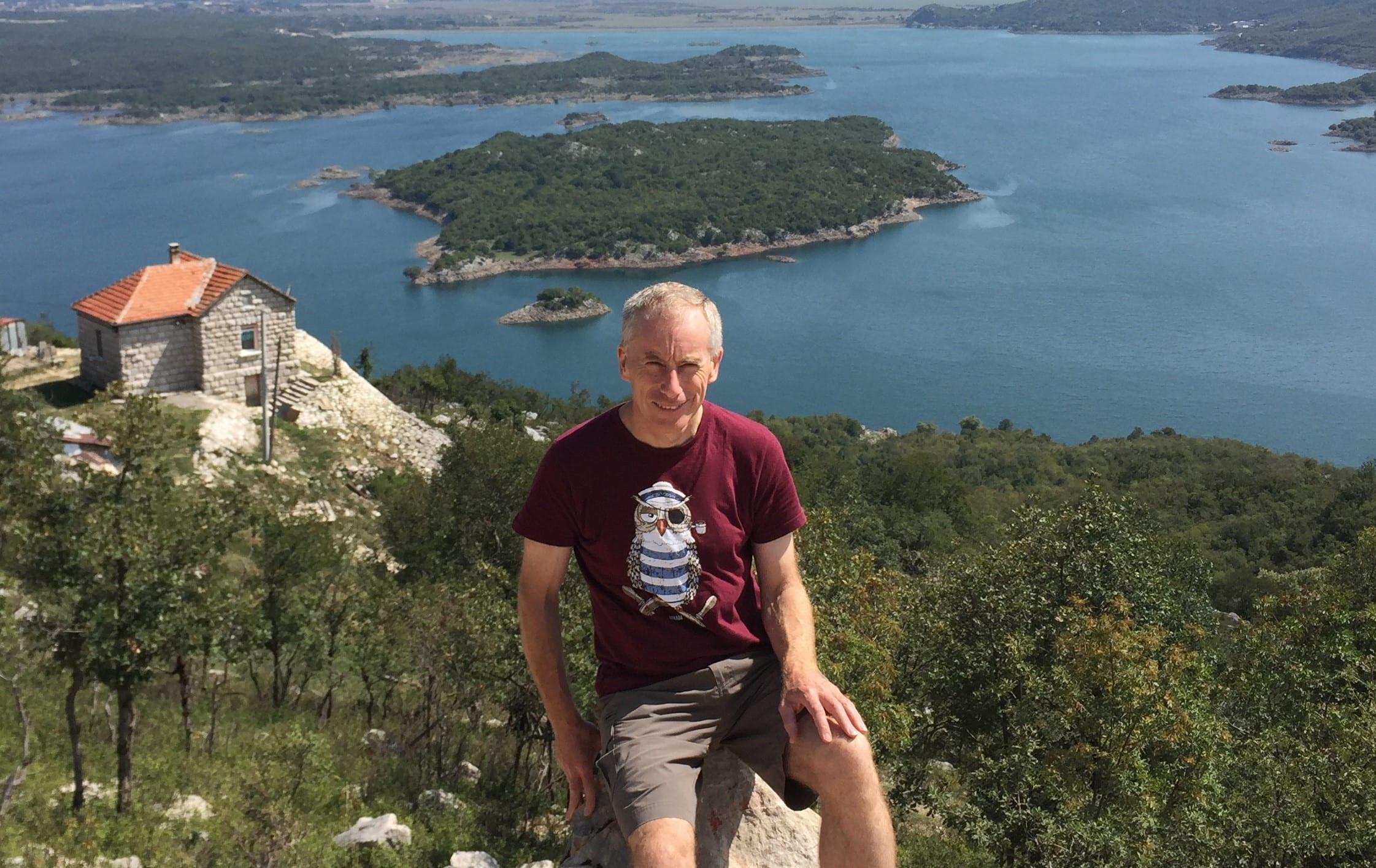 Meet our founder Simon Hooper