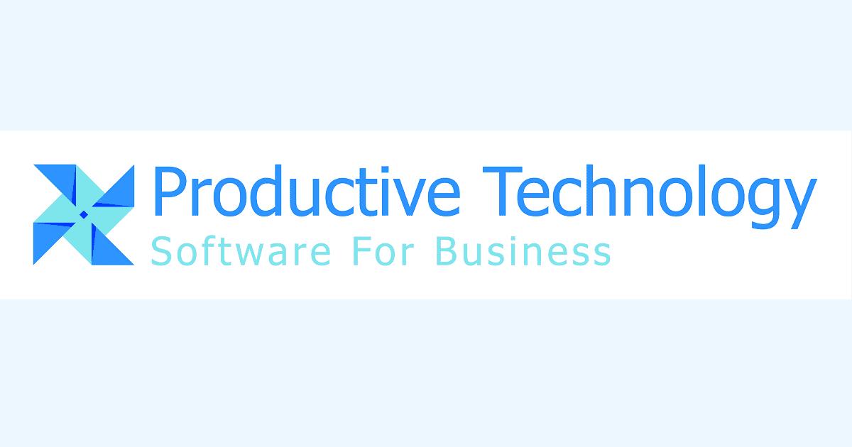 Productive Technology