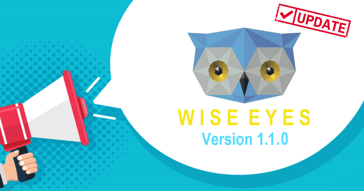 Wise Eyes Version 1.1.0